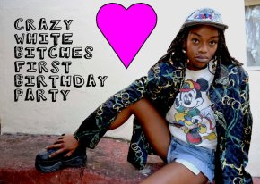Event Cwbs First Birthday Crazy White Bitches